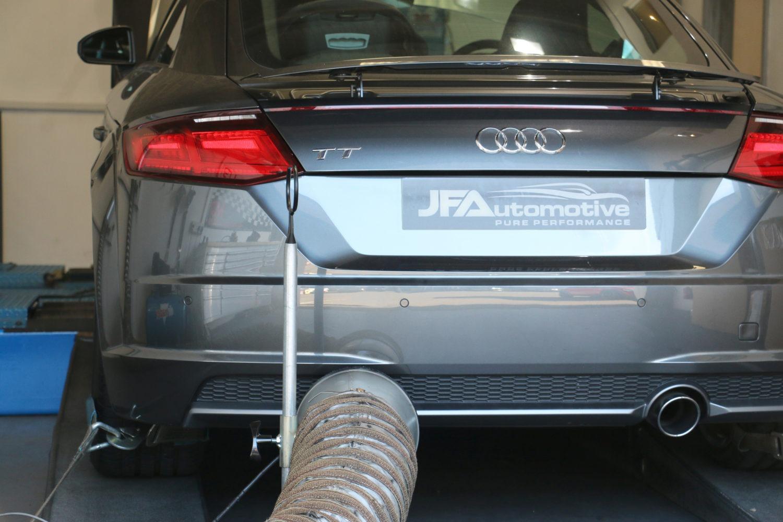 Audi TT 1.8 TFSI Tuning - Call us now at JF Automotive
